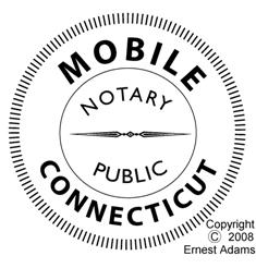 Go to your Connecticut 24/7 Mobile Notary Public Home Page